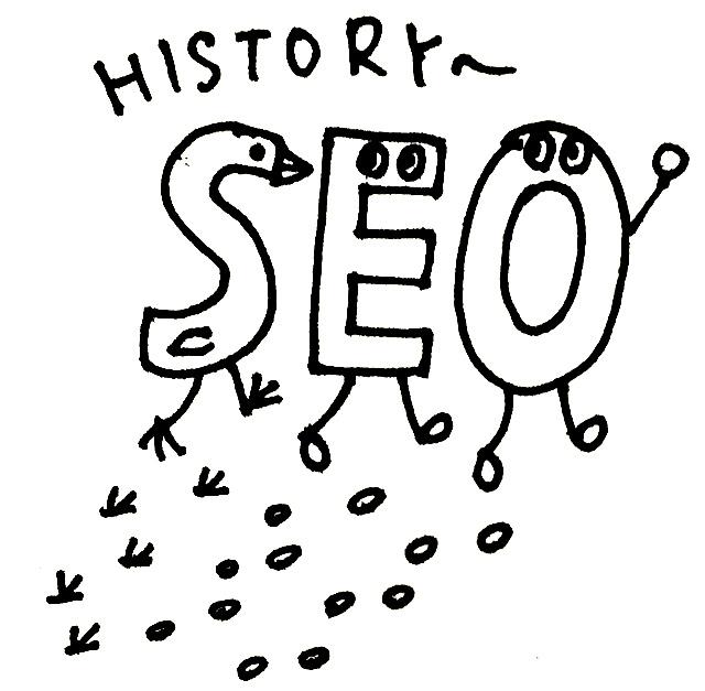 SEOの歴史